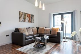 Two-Bedroom Apartment, Dreamhouse Apartments Manchester City West