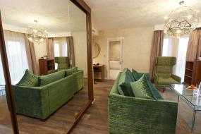 Suite with Terrace, Wychwood Park