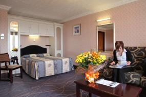 Double Room with Sea View, The Devoncourt Resort