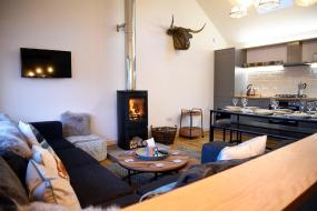 Two-Bedroom Apartment, Lodge on the Loch