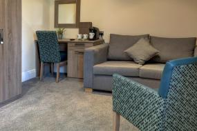 Standard Family Room with Double Bed and Sofa Bed - Non-Smoking, Best Western Bolholt Country Park Hotel