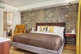 Deluxe Room, Hotel Manoir D'Auteuil