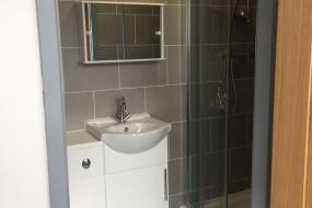 Single Room with Private Bathroom, Opal Bank