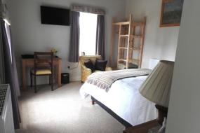 Deluxe Double or Twin Room with Mountain View, The Rowe House