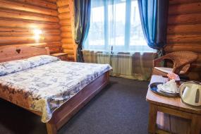 Стандартный двухместный номер с 1 кроватью, Гостиничный комплекс Коровницкая Слобода