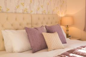 Deluxe King Room, Harwood House B&B