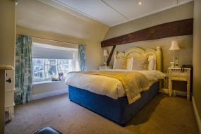 Classic Double Room, The Feathers Hotel, Helmsley, North Yorkshire