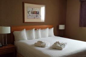 Deluxe King Suite - Non-Smoking, Days Inn & Suites by Wyndham West Edmonton