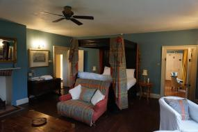 Deluxe King Suite, Red Lodge Country House