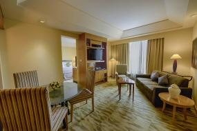 Executive Suite with complimentary Airport Transfers , The Grand New Delhi