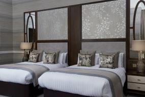 Superior Room with Two Double Beds, The Midland