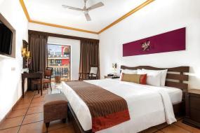 Superior Twin Room, Lazy Lagoon Goa