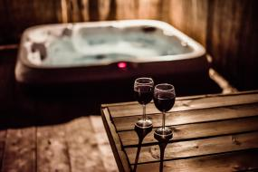 Luxury Lodge 2, Little Eden Country Park, Bridlington with Private Hot Tubs Available