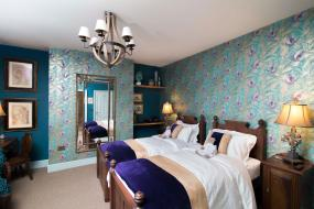 Deluxe SuperKing or Twin Room, The Plough Inn