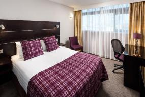 Double Room, Mercure Manchester Piccadilly Hotel