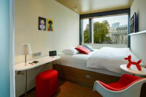 King Room, citizenM Tower of London