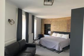 Junior Suite, Hotel Le Saint-Paul