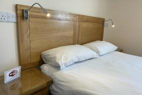Double Room, Claxton Hotel