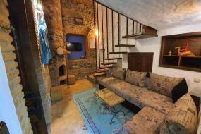 Двухуровневый люкс Fetoum, Riad Gharnata
