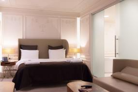 Deluxe Double Room, Crowne Plaza St. Petersburg-Ligovsky