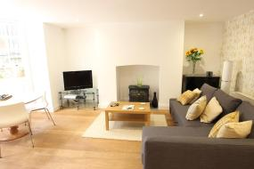 Two-Bedroom Apartment 1, Priory House Apartments