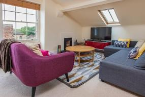 Two-Bedroom Apartment 9, Priory House Apartments