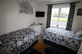 Deluxe Double or Twin Room, Longview House