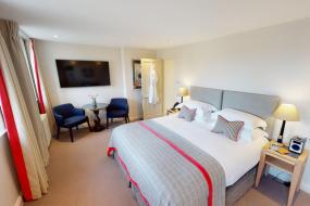 Deluxe Double Room, The Old Bank
