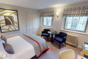 Classic Double Room, The Old Bank
