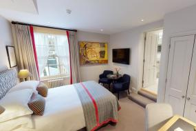 Small Double Room, The Old Bank