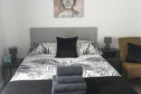 Standard Twin Room, Beachside Bed and Breakfast