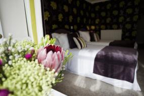 Twin Room, Brackenborough Hotel