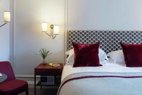 Deluxe Double Room, Old Parsonage Hotel