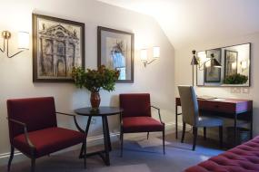 Superior Deluxe Double Room , Old Parsonage Hotel