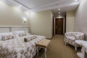 Улучшенный двухместный номер с 1 кроватью, Отель Элегант