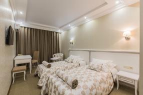 Улучшенный двухместный номер с 2 отдельными кроватями, Отель Элегант