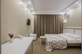 Стандартный двухместный номер с 1 кроватью, Отель Элегант