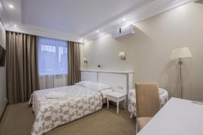 Двухместный номер «Комфорт» с 1 кроватью, Отель Элегант