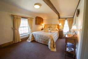 Double Room with Private Bathroom - Pet Friendly, The King William IV Country Inn & Restaurant