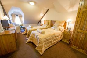 Superior Double or Twin Room, The King William IV Country Inn & Restaurant