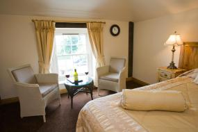 Superior Double or Twin Room with Garden View, The King William IV Country Inn & Restaurant