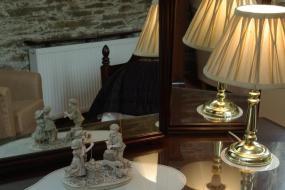 King Room, Little Larnick Farm