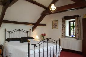 Luxury King Room, Little Larnick Farm