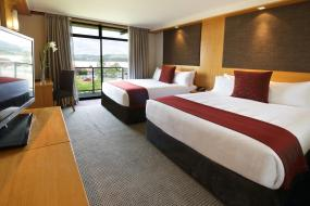 Superior 2 Queen with Lake View - Something for Everyone, Millennium Hotel Rotorua