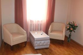 Двухместный номер с 1 кроватью и собственной ванной комнатой, Guest House Nika