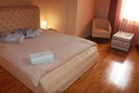 Большой двухместный номер с 1 кроватью, Guest House Nika