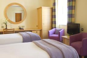 Twin Room, De Vere Devonport House