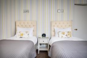 Deluxe Twin Room, Harwood House B&B