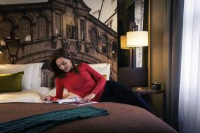 Deluxe Double Room, Mercure Oxford Eastgate Hotel