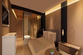 Deluxe Room, Roseate House New Delhi